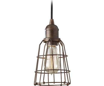 wire pendant light cage Feiss Lighting Industrial / Vintage Mini-Pendant Light with Cage Shade P1246PRZ Wire Pendant Light Cage Top Feiss Lighting Industrial / Vintage Mini-Pendant Light With Cage Shade P1246PRZ Images