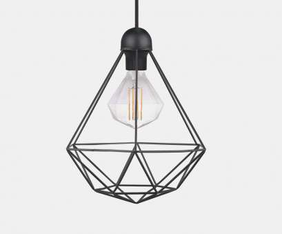 wire pendant light fixtures Nordlux Tees Geometric Cage Wire Pendant Light, Black, Lampsy Wire Pendant Light Fixtures Popular Nordlux Tees Geometric Cage Wire Pendant Light, Black, Lampsy Solutions
