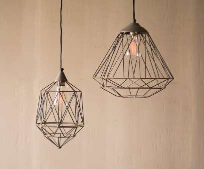 wire pendant light fixtures Small Geometric Wire Pendant Lamp Wire Pendant Light Fixtures Most Small Geometric Wire Pendant Lamp Galleries