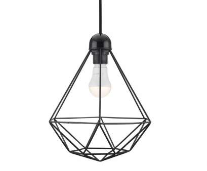 wire pendant light frames TEES modern graphic design wire frame pendant in black 8 Professional Wire Pendant Light Frames Images