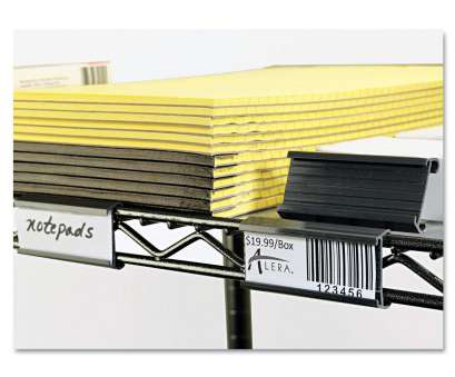 wire rack shelf labels Amazon.com : Alera, Alesw59St, Wire Shelving Shelf, (10 Pack) : Shelf Accessories : Office Products 19 Popular Wire Rack Shelf Labels Solutions