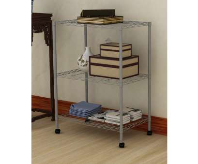 wire rack shelving ebay Grey Commercial 3 Layers Shelf Steel Wire Metal Shelving Rack 0 Wire Rack Shelving Ebay Brilliant Grey Commercial 3 Layers Shelf Steel Wire Metal Shelving Rack 0 Solutions