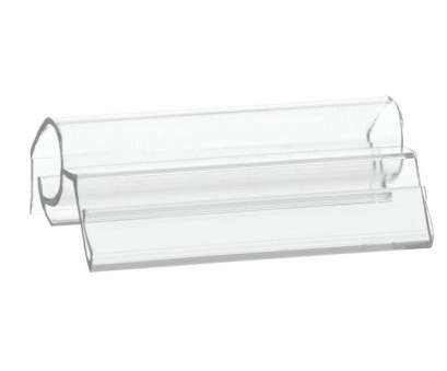 wire rack shelving label holders Expressly HUBERT Clear Plastic Multi-Purpose Wire Sign Holder, 5L Wire Rack Shelving Label Holders Fantastic Expressly HUBERT Clear Plastic Multi-Purpose Wire Sign Holder, 5L Solutions