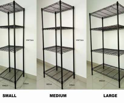 17 Professional Wire Rack Shelving Malaysia Solutions