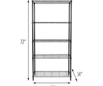 wire rack shelving with casters Amazon.com: Honey-Can-Do 5-Tier Adjustable Storage Shelving Unit, Black: Home & Kitchen Wire Rack Shelving With Casters Most Amazon.Com: Honey-Can-Do 5-Tier Adjustable Storage Shelving Unit, Black: Home & Kitchen Pictures
