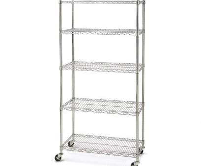 wire rack shelving with casters Amazon.com: Seville Classics 5-Tier Commercial Shelving with Wheels: Cell Phones & Accessories Wire Rack Shelving With Casters Best Amazon.Com: Seville Classics 5-Tier Commercial Shelving With Wheels: Cell Phones & Accessories Ideas