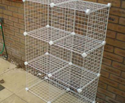 wire rack storage cubes Simple Outdoor With Wire Cube Storage Rack Units White Wire Cubes White Wire Mesh Storage Cubes Interlocking Wire Storage Cubes White 17 Creative Wire Rack Storage Cubes Collections