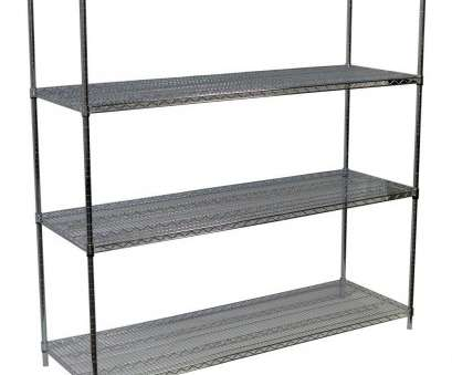wire rack storage shelving Wire, Garage Storage Shelves, Garage Shelves & Racks -, Home 18 Nice Wire Rack Storage Shelving Galleries