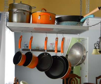 wire rack storage shelving Stainless Steel Wire Hanging Pots, Pans Rack Storage, Shelves From Ceiling, Narrow, Small Kitchen Spaces Ideas Wire Rack Storage Shelving Popular Stainless Steel Wire Hanging Pots, Pans Rack Storage, Shelves From Ceiling, Narrow, Small Kitchen Spaces Ideas Photos