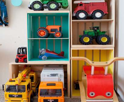 wire rack toy storage Toy storage, Jaxon's trucks., the crates from Joann's, paint, insides.hey, $10 each, with, 40% coupons it, a steal Wire Rack, Storage Brilliant Toy Storage, Jaxon'S Trucks., The Crates From Joann'S, Paint, Insides.Hey, $10 Each, With, 40% Coupons It, A Steal Images