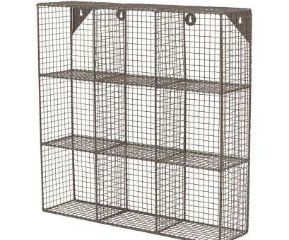 9 Professional Wire Rack Storage Wall Collections