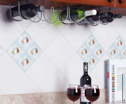 wire rack under shelf 100+ Creative Wine Racks, Wine Storage Ideas [ULTIMATE GUIDE] Wire Rack Under Shelf Best 100+ Creative Wine Racks, Wine Storage Ideas [ULTIMATE GUIDE] Pictures