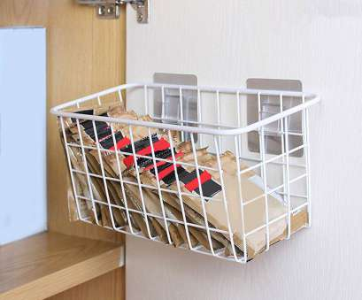 wire rack under shelf Kitchen Storage, Under Shelf Wire Rack Cabinet Basket Organizer White Holder 20 Brilliant Wire Rack Under Shelf Photos