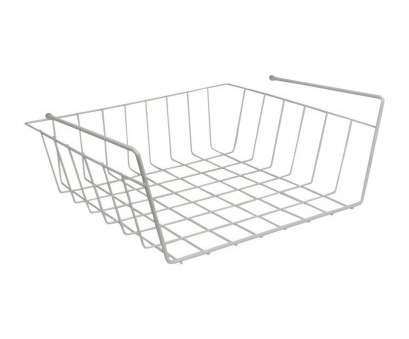 wire rack under shelf Kitchen Storage, Under Shelf Wire Rack Cabinet Basket Organizer White Holder 1 of 4Only 0 available Wire Rack Under Shelf Creative Kitchen Storage, Under Shelf Wire Rack Cabinet Basket Organizer White Holder 1 Of 4Only 0 Available Ideas