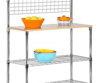 wire shelving bakers rack Amazon.com: Honey-Can-Do SHF-01608 Bakers Rack with Kitchen Storage, Steel, Wood: Home & Kitchen Wire Shelving Bakers Rack Nice Amazon.Com: Honey-Can-Do SHF-01608 Bakers Rack With Kitchen Storage, Steel, Wood: Home & Kitchen Pictures