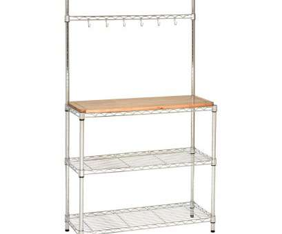 wire shelving bakers rack Seville Classics Bakers Rack Kitchen Workstation Review, Bakers Wire Shelving Bakers Rack New Seville Classics Bakers Rack Kitchen Workstation Review, Bakers Photos