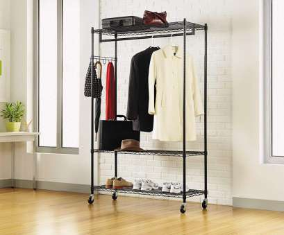 wire shelving garment rack Alera Wire Shelving Garment Rack (Black) Wire Shelving Garment Rack Top Alera Wire Shelving Garment Rack (Black) Photos