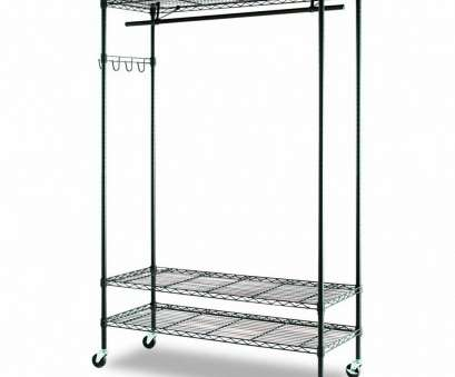 wire shelving garment rack Amazon.com, Alera Wire Shelving Garment Rack (Black), Standing Shelf Units, House ideas, Pinterest, Garment racks, Shelving, Master closet Wire Shelving Garment Rack Nice Amazon.Com, Alera Wire Shelving Garment Rack (Black), Standing Shelf Units, House Ideas, Pinterest, Garment Racks, Shelving, Master Closet Images