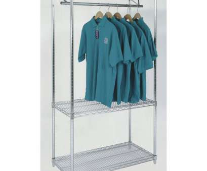 wire shelving garment rack ... Wardrobe Racks, Wire Shelving Garment Rack Wooden Clothing Rack Brushed Chrome Clothes Rack Stand Design Wire Shelving Garment Rack Most ... Wardrobe Racks, Wire Shelving Garment Rack Wooden Clothing Rack Brushed Chrome Clothes Rack Stand Design Photos