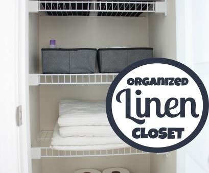 wire shelving linen closet I have decided that I will start with, linen closet in, master bathroom Wire Shelving Linen Closet Simple I Have Decided That I Will Start With, Linen Closet In, Master Bathroom Images