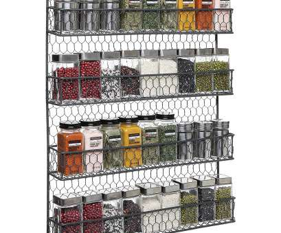 wire shelving pantry closet Amazon.com: 4 Tier Gray Country Rustic Chicken Wire Pantry, Cabinet or Wall Mounted Spice Rack Storage Organizer: Kitchen & Dining Wire Shelving Pantry Closet Best Amazon.Com: 4 Tier Gray Country Rustic Chicken Wire Pantry, Cabinet Or Wall Mounted Spice Rack Storage Organizer: Kitchen & Dining Images