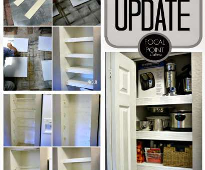 wire shelving pantry closet FOCAL POINT STYLING: STYLE SOLUTION:, BUDGET PANTRY UPDATE Wire Shelving Pantry Closet Fantastic FOCAL POINT STYLING: STYLE SOLUTION:, BUDGET PANTRY UPDATE Collections