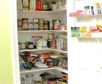wire shelving pantry closet Kitchen Pantry Makeover, Installing Wood Wrap Around Shelving Wire Shelving Pantry Closet Creative Kitchen Pantry Makeover, Installing Wood Wrap Around Shelving Solutions