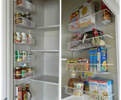 18 Practical Wire Shelving Pantry Door Photos
