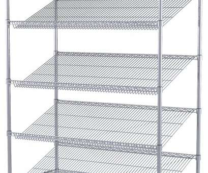 wire shelving unit accessories Akro-Mils Industrial Supplier Expands Wire Shelving Options 14 Cleaver Wire Shelving Unit Accessories Solutions