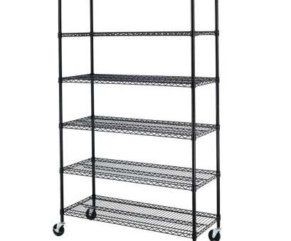 Wire Shelving Unit Parts Best Wire Shelving Parts & Accessories