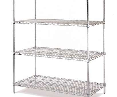 Wire Shelving Units, Bath Beyond Simple Stainless Steel Shelves Decoration Ideas Shelving Also Attachments Pictures