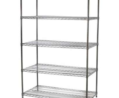 wire shelving units for closets Amazing Wire Shelving Unit With Five Shelf 24, 48 W, Additional Photo Ikea Lowe Wire Shelving Units, Closets Simple Amazing Wire Shelving Unit With Five Shelf 24, 48 W, Additional Photo Ikea Lowe Pictures