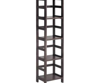 wire shelving units narrow Winsome Wood 4-Shelf Narrow Shelving Unit, Espresso Wire Shelving Units Narrow Cleaver Winsome Wood 4-Shelf Narrow Shelving Unit, Espresso Galleries