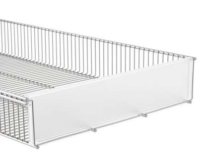 wire shelving with baskets Clear Elfa Shelf Basket Dividers Pkg/2 Wire Shelving With Baskets Professional Clear Elfa Shelf Basket Dividers Pkg/2 Photos