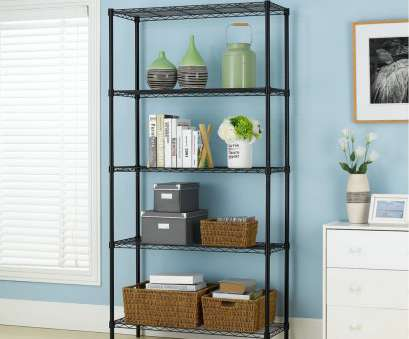 wire shelving with baskets PayLessHere Black 5 Shelf Adjustable Steel Shelving Systems Wire Shelves Garage Shelving Storage Racks Wire Shelving With Baskets Popular PayLessHere Black 5 Shelf Adjustable Steel Shelving Systems Wire Shelves Garage Shelving Storage Racks Galleries