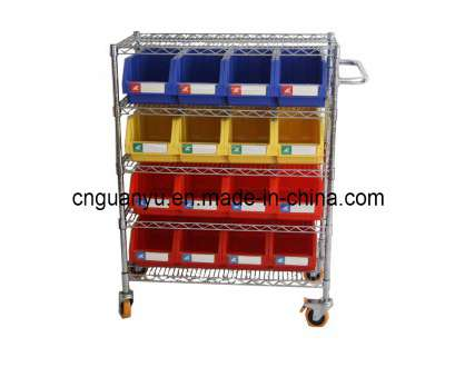 wire shelving with bins China Wire Shelving Trolley with Bins Unit (WST3614-004), China Moving Racking, Storage Cart Wire Shelving With Bins New China Wire Shelving Trolley With Bins Unit (WST3614-004), China Moving Racking, Storage Cart Galleries