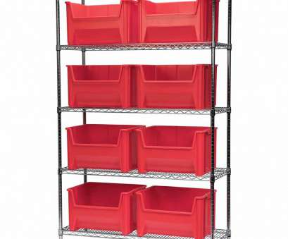 wire shelving with bins Stak-N-Store Wire Shelving, Units Wire Shelving With Bins Top Stak-N-Store Wire Shelving, Units Solutions