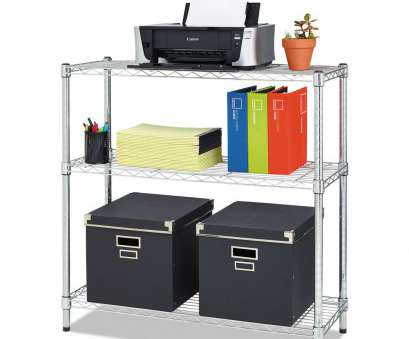 wire shelving with desk Alera Residential Wire Shelving Three-shelf, X, X, Silver Wire Shelving With Desk Perfect Alera Residential Wire Shelving Three-Shelf, X, X, Silver Solutions