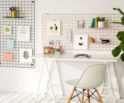 wire shelving with desk Wire Wall Grid Shelf, Office, Pinterest, Urban outfitters Wire Shelving With Desk Creative Wire Wall Grid Shelf, Office, Pinterest, Urban Outfitters Photos