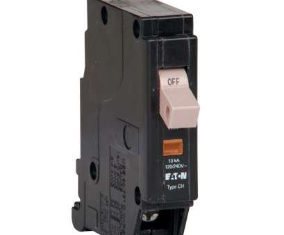 wire size 30 amps Eaton BR 30, Single-Pole Circuit Breaker-BR130 -, Home Depot 10 Top Wire Size 30 Amps Ideas