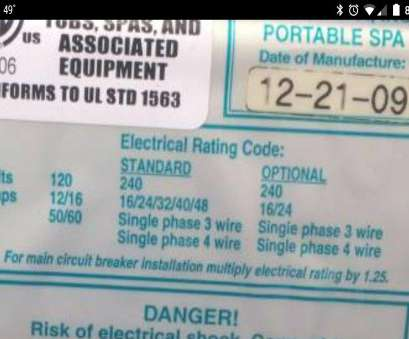 wire size 50 amp hot tub electrical, Power requirements, hot, (reading from label Wire Size 50, Hot Tub Fantastic Electrical, Power Requirements, Hot, (Reading From Label Pictures