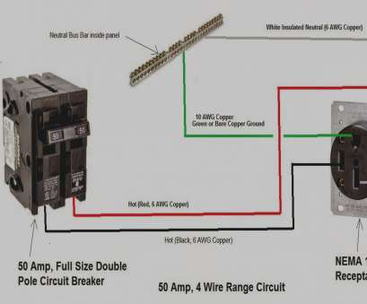 Wiring For 50 Amp Rv Plug - Schematics Online on