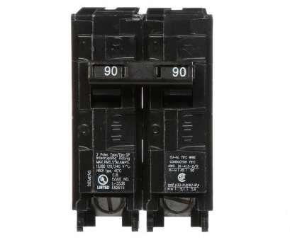 wire size 150 amp service SIEMENS 90, Double-Pole Type QP Circuit Breaker Wire Size, Amp Service Fantastic SIEMENS 90, Double-Pole Type QP Circuit Breaker Pictures