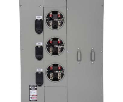 wire size 300 amp service Uni-PAK 3-Gang, Amp Ringless Style Multi-Family Metering with Horn Wire Size, Amp Service Most Uni-PAK 3-Gang, Amp Ringless Style Multi-Family Metering With Horn Collections