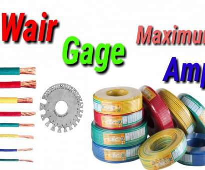 wire size vs amps Electrical Wire Size, Amps Gauge Tutorial (Urdu Hindi Wire Size Vs Amps Perfect Electrical Wire Size, Amps Gauge Tutorial (Urdu Hindi Photos