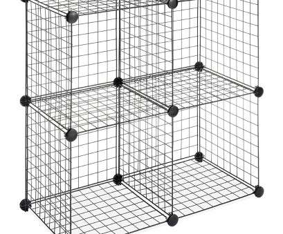 wire square shelves walmart Amazon.com: Whitmor Storage Cubes, Stackable Interlocking Wire Shelves -Black (Set of, Home & Kitchen Wire Square Shelves Walmart Perfect Amazon.Com: Whitmor Storage Cubes, Stackable Interlocking Wire Shelves -Black (Set Of, Home & Kitchen Images