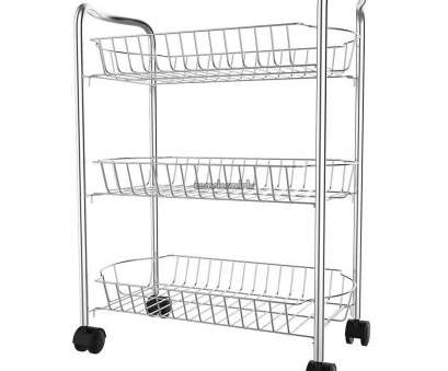 wire storage basket on stand 3Tier Wire Storage Basket Shelving Organizer Fruit Stand Vegetable Kitchen Rack 1 of 11Only 3 available Wire Storage Basket On Stand Nice 3Tier Wire Storage Basket Shelving Organizer Fruit Stand Vegetable Kitchen Rack 1 Of 11Only 3 Available Ideas