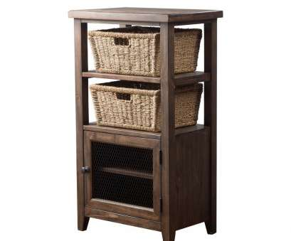 wire storage basket on stand Hillsdale Furniture Tuscan Retreat Mocha Basket Stand with Wire Door, 2- Baskets Wire Storage Basket On Stand Perfect Hillsdale Furniture Tuscan Retreat Mocha Basket Stand With Wire Door, 2- Baskets Pictures
