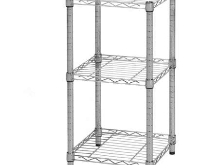 wire storage rack ikea Honey, Do 3-Shelf Steel Storage Shelving Unit, Chrome Wire Storage Rack Ikea Popular Honey, Do 3-Shelf Steel Storage Shelving Unit, Chrome Solutions