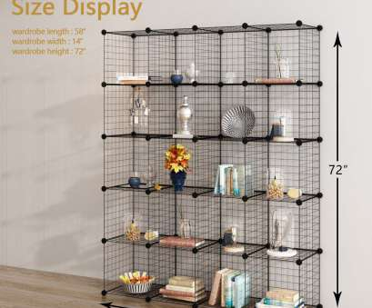 wire storage shelf modular Details about Tespo Metal Wire Storage Cubes, Modular Shelving Grids,, Closet Organization Wire Storage Shelf Modular Perfect Details About Tespo Metal Wire Storage Cubes, Modular Shelving Grids,, Closet Organization Ideas